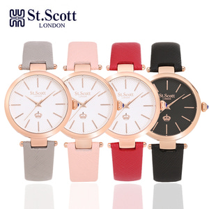 [세인트스코트 St.Scott ] ST3006R (4color)
