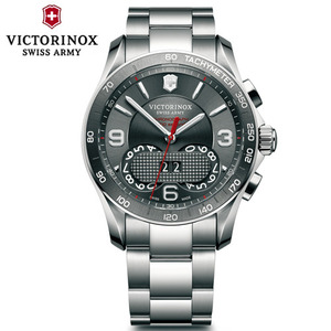 [빅토리녹스시계 VICTORINOX] 241618  Chrono Classic 1/100th